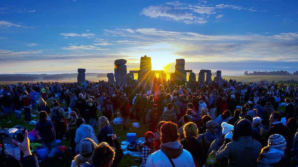 Winter Solstice Celebrations Around The World -