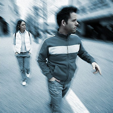 Bourne Ultimatum Color and Motion Blur Effect with Photoshop