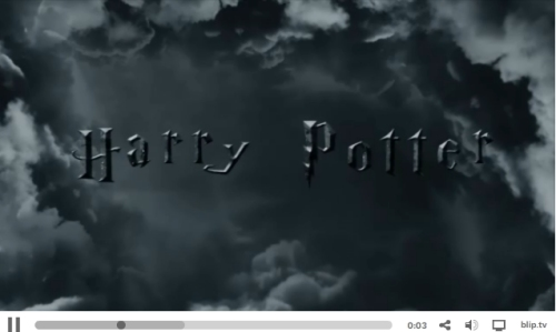 Create Harry Potter Titles