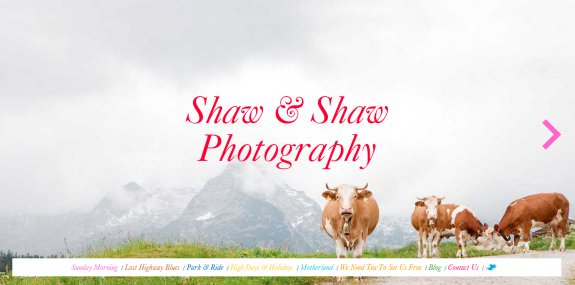 Shaw and Shaw Photography