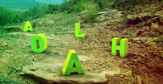 Seamlessly Blend 3D Typography with a Photo Using Cinema 4D and Photoshop