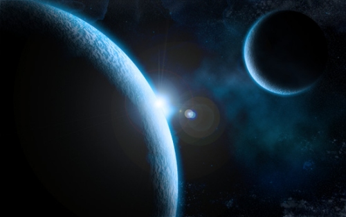 Create a Realistic Space Scene from Scratch with Photoshop