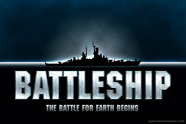 Battleship Text Effect Using Photoshop Layer Styles