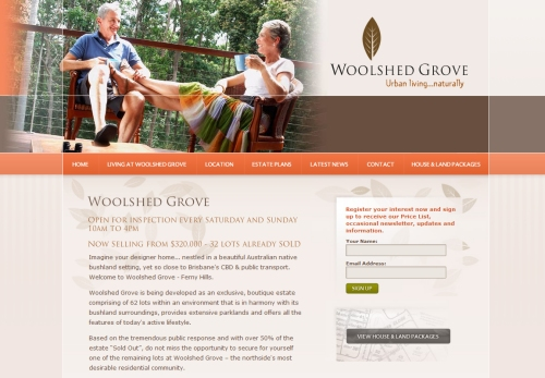 Woolshed Grove