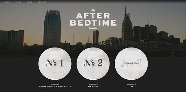 The After Bedtime Sessions