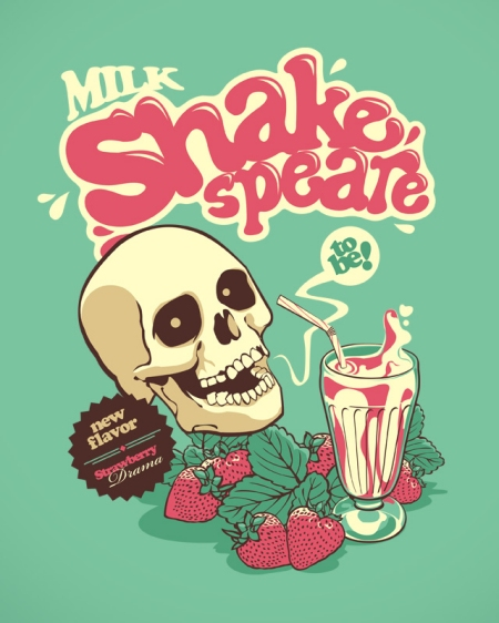 Milk Shakespeare