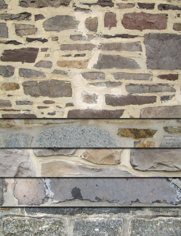 Free Stone Wall Textures