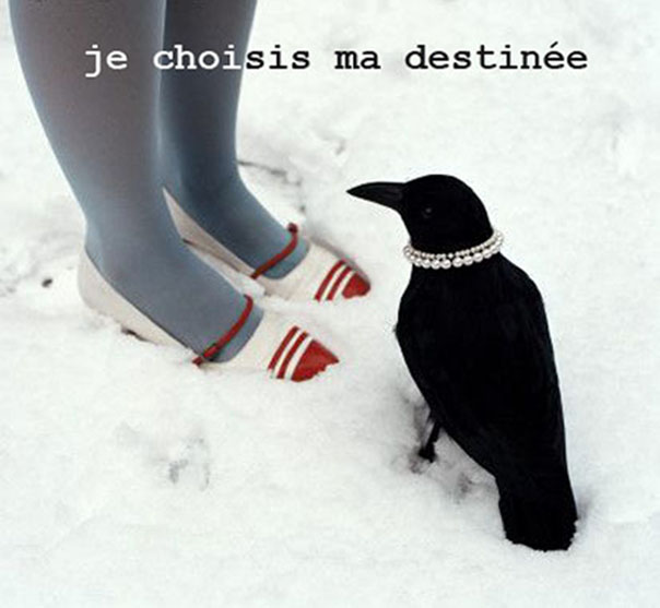 Je choisis ma destinée