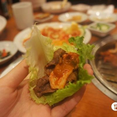 Insadong Korean Restaurant 超.豪.華! 韓式烤肉大餐
