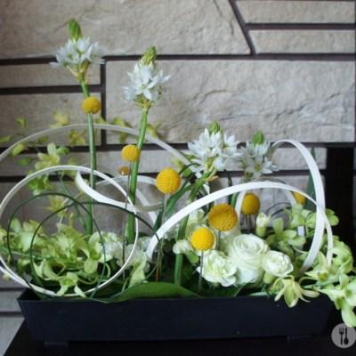 [品味生活] 溫哥華花藝課程分享 Langara Floristry Arts Program