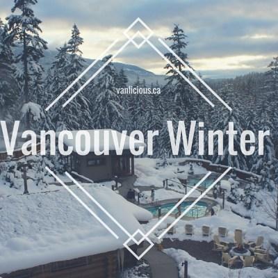 [溫哥華冬天旅遊指南] 精選溫哥華玩雪遊記