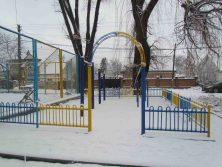 Спортивний майданчик вул. Проспект Миру 12