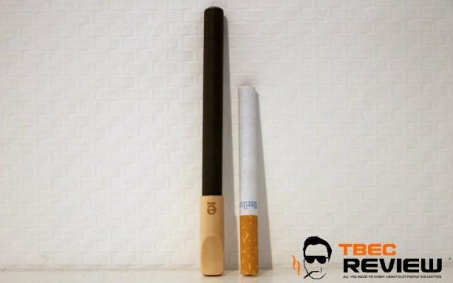 eVoke e-Black Cigarillo Review