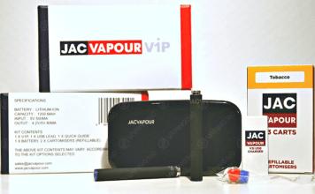 JAC Vapour V1P Pro