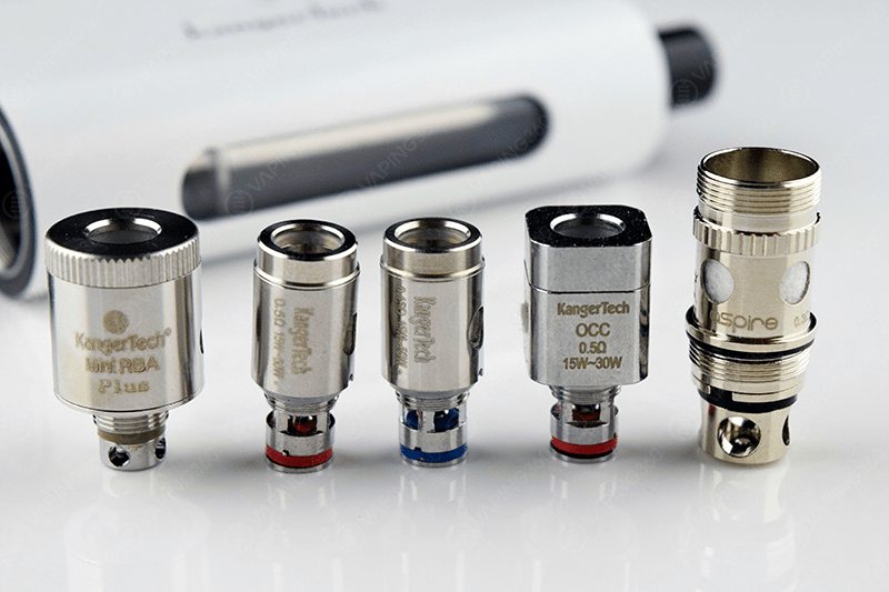Kanger NEBOX RDA/NEBOX 0.5/NEBOX Ni200/Subtank Mini 0.5/Aspire 0.3
