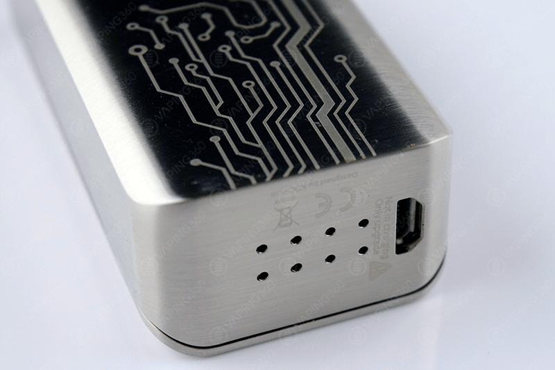 Koopor Mini USB Port and Vent Holes