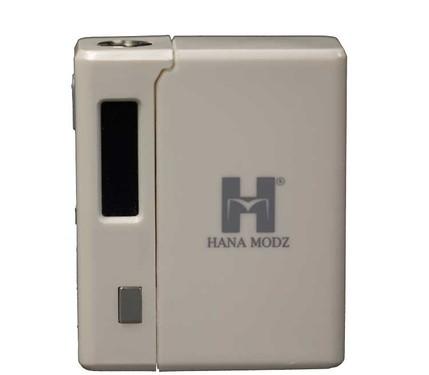 Hana Modz One Dual 18650s (White)