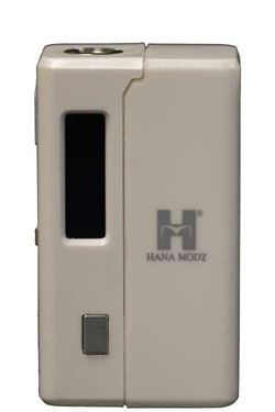 Hana Modz One Single 18650 (White)