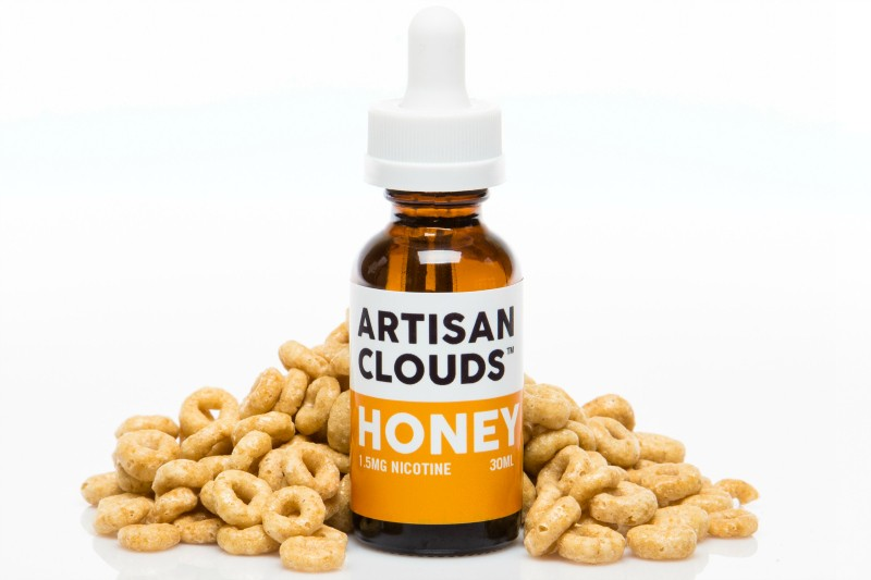 Artisan Clouds Cereal Honey