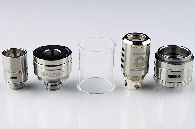 SMOK TFV-4 Mini Taken Apart