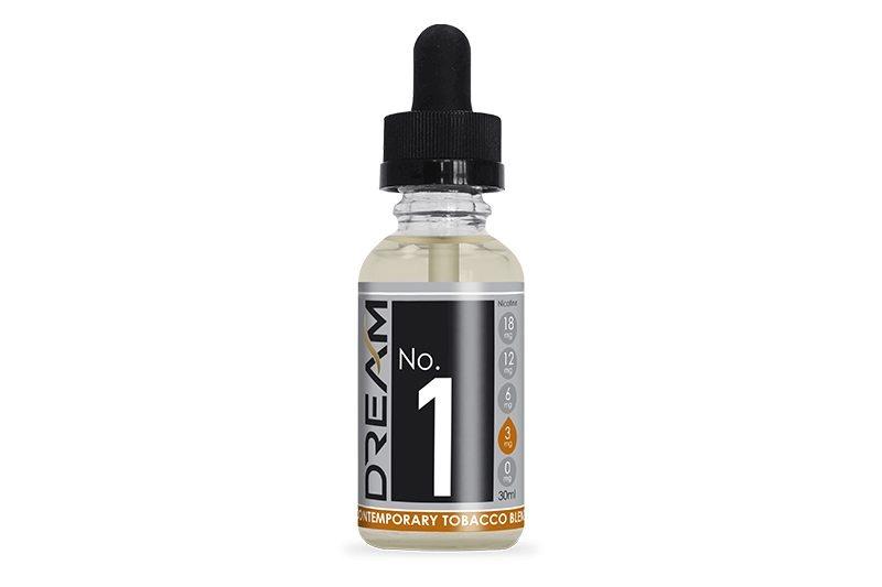 Dream Smoke E-Liquid No. 1