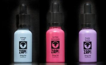 Zap Juice E-Liquid