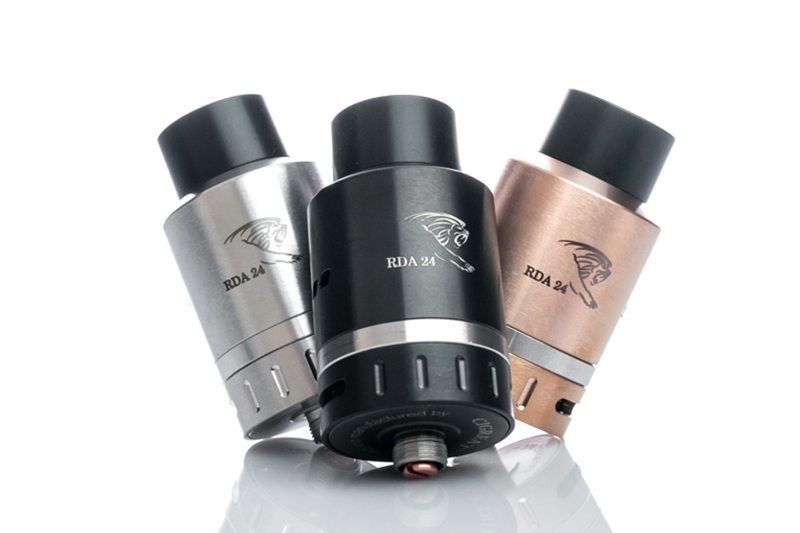 Herakles 24 mm RDA Colors