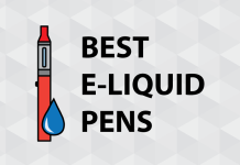 Best E-Liquid Vape Pens 2016