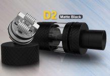 Uwell D2 matte black