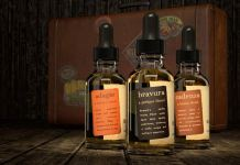 Blacknote E-Liquid Blends