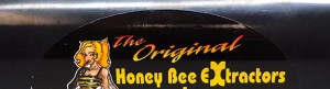 Honey Bee Extractor Combo Kit