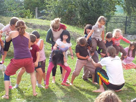 Interkulturelle Kinderfreizeiten