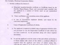 Green Tax Imposed for Entering Shimla