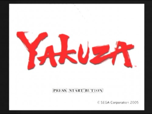 Yakuza, our first daily podcast.