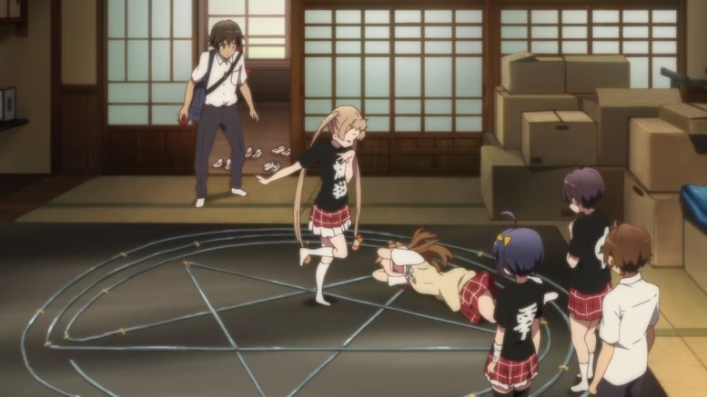 Math: Crazy girls in anime are way more fun than the crazy girls I knew in high school.