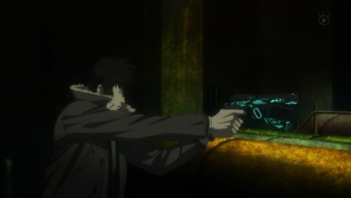 One of the most awesome weapons in all of anime.