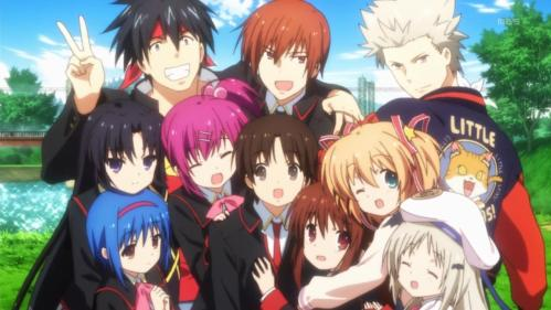 Fun Fact: Your friends will never be as awesome as the Little Busters.