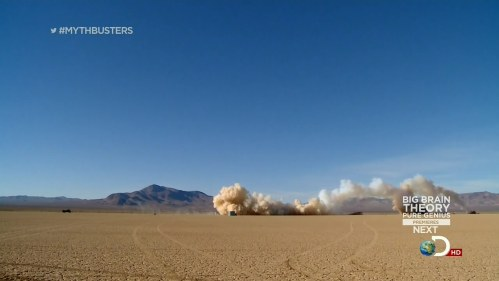 Mythbusters at their best: Breaking things