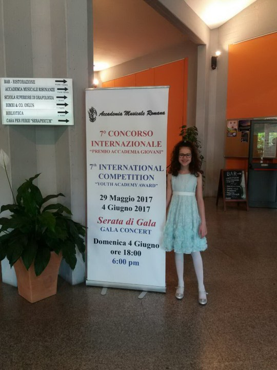 Magdalena RIM Youth academy award
