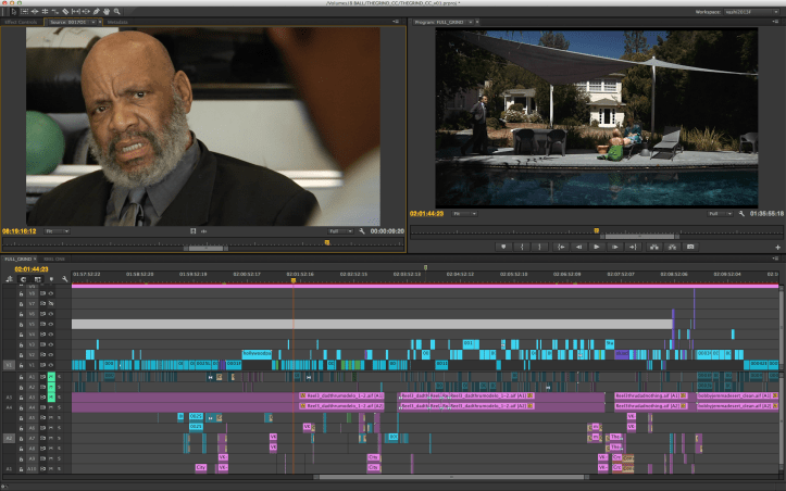 Premiere Pro Feature Film Worklows