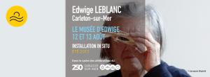 Vaste et Vague | Edwige LEBLANC LE MUSÉE D'EDWIGE | Installation in situ