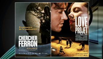 Chercher Ferron et Love Projet - Cinetoile, Vaste et Vague, Natalie Martin