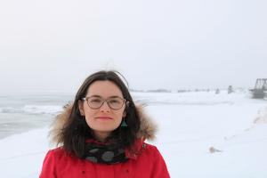 Julie Fournier Levesque Nomination Vaste et Vague Satellite Barachois