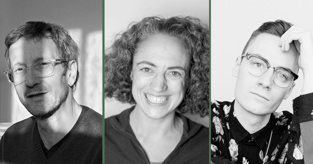 Présentations d'artistes Denis RIOUX, Mélissa LONGPRÉ, Mathieu SAVOIE