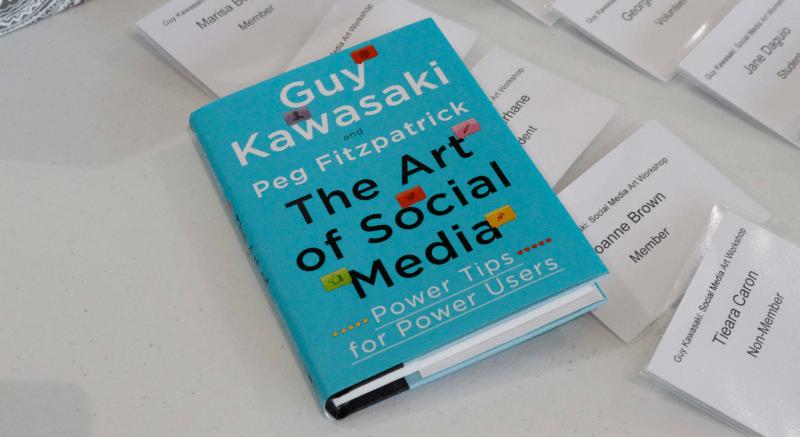 art of social media guy kawasaki