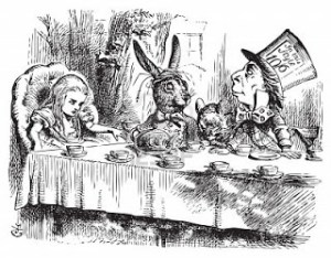 10693074-mad-hatter-s-tea-party-alice-in-wonderland-original-vintage-engraving-tea-party-with-the-mad-hatter-