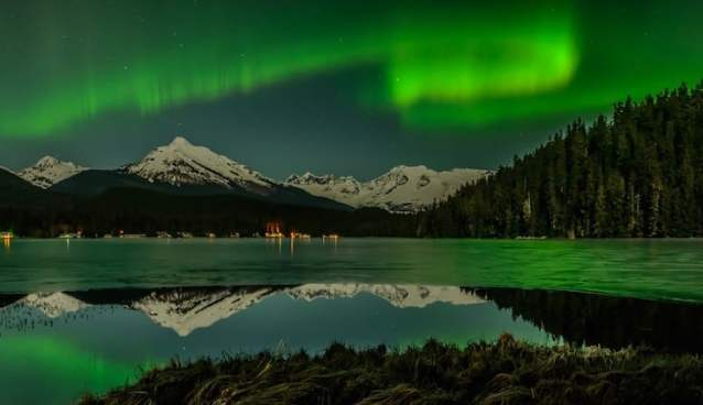 Northern Lights, Alaska 4