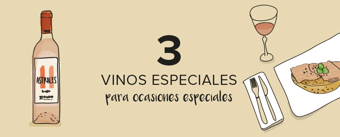 vinos especiales