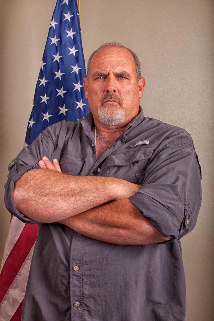 Mark, VA nurse and veteran.