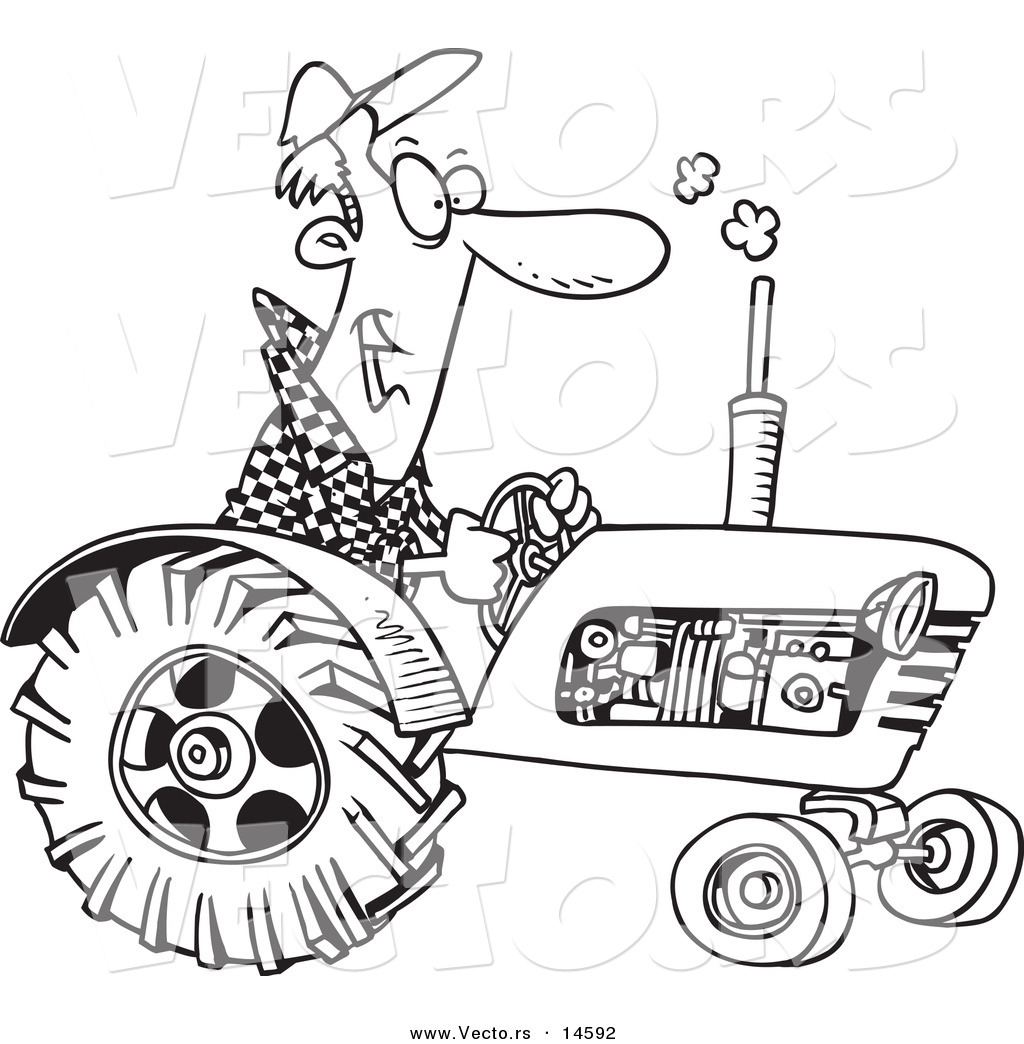 coloring pages farmall tractors - photo#36